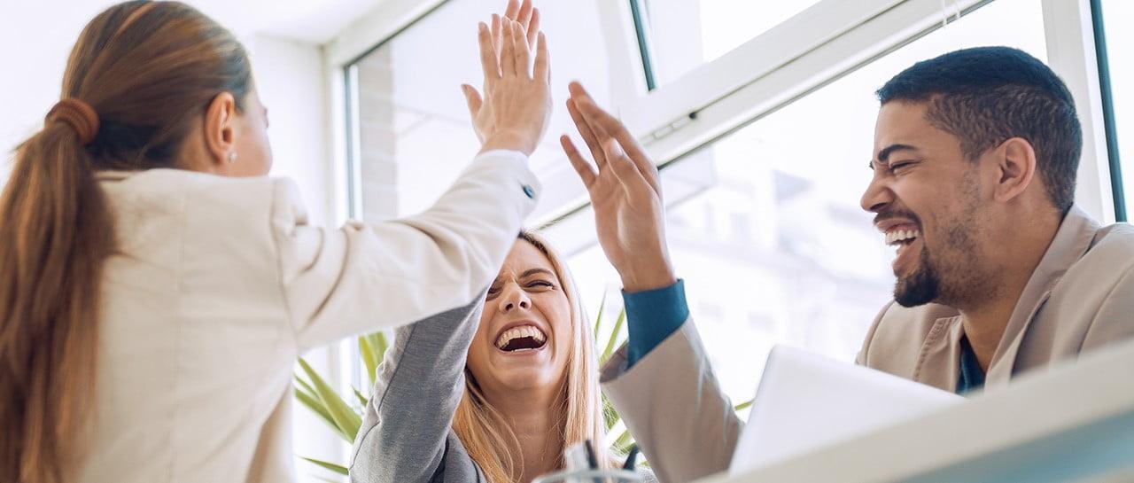 Lever du af det online univers – så er det vigtigt med et godt kontor